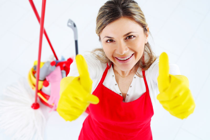 happy cleaning with the best cleaning servis in Park Ridge