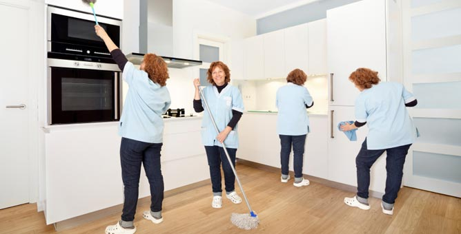 Maid service Archives % % % Your Bright Home - Cleaning ...