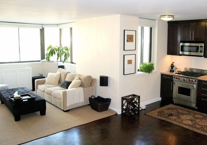 clean condominium