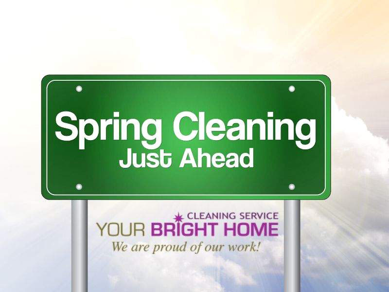 Spring Cleaning with YBH Cleaning Services