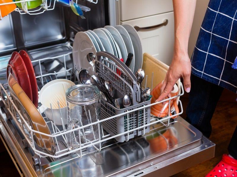 Dishwasher routine